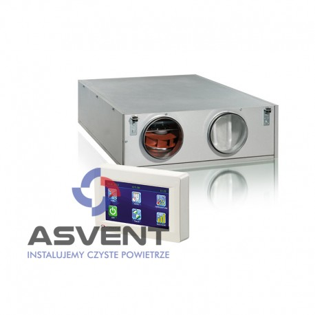Centrala wentylacyjna VUT 900 PBW EC A21 DTV