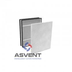 Filtr powietrza CleanPad Pure 300/400/500